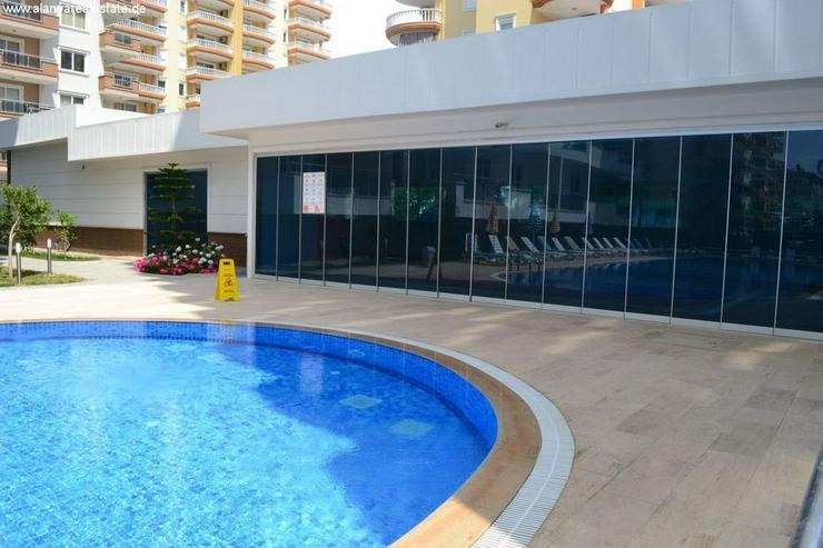Bild 6: ***ALANYA REAL ESTATE*** Top Angebot ! Neue 3+1 Wohnung in einer Luxus Residenz Strandnah ...