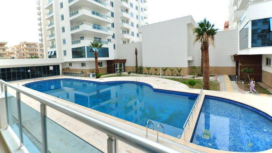 ***ALANYA REAL ESTATE*** Top Angebot ! Neue 3+1 Wohnung in einer Luxus Residenz Strandnah ... - Wohnung kaufen - Bild 1