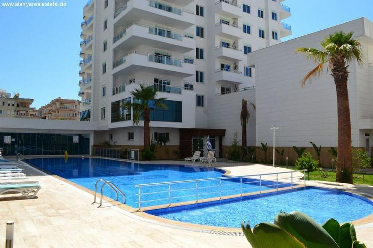 Bild 3: ***ALANYA REAL ESTATE*** Top Angebot ! Neue 3+1 Wohnung in einer Luxus Residenz Strandnah ...