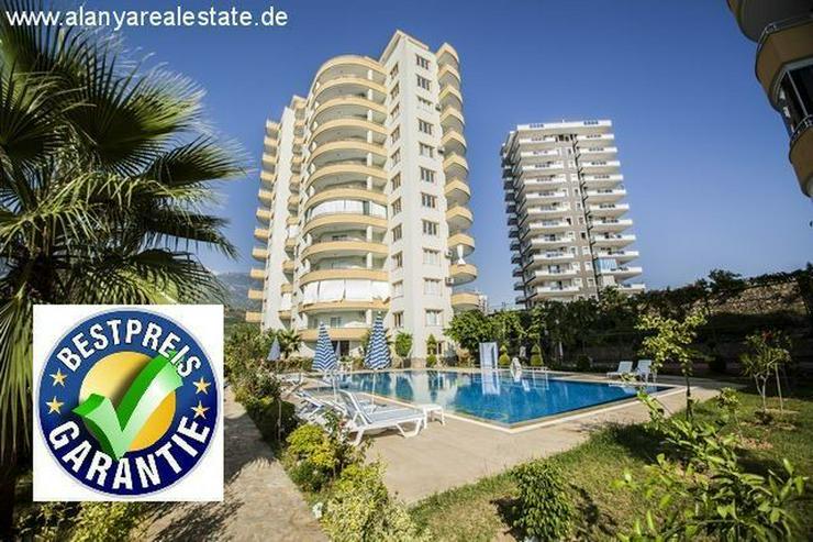 ***ALANYA REAL ESTATE*** BEST PREIS ! 2+1 Wohnung mit Meerblick in Mahmutlar - Wohnung kaufen - Bild 1