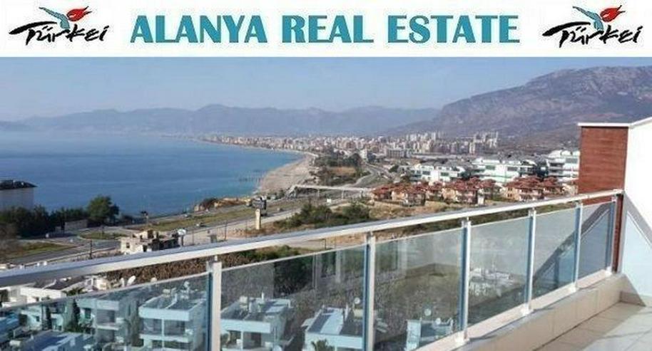 Pine Hill Residence 2+1 Wohnung mit Meerblick in direkter Strandnähe - Wohnung kaufen - Bild 1