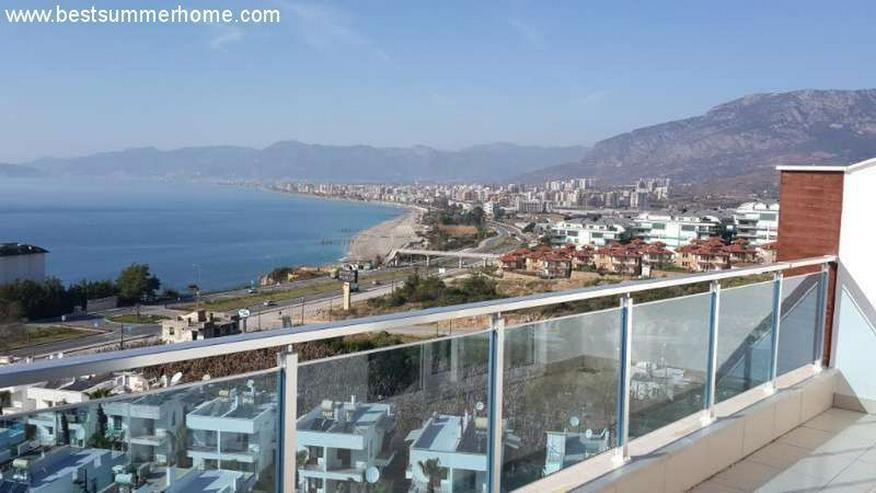 Bild 2: Pine Hill Residence 2+1 Wohnung mit Meerblick in direkter Strandnähe