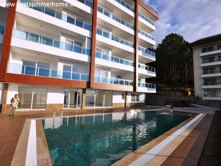 Bild 3: Pine Hill Residence 2+1 Wohnung mit Meerblick in direkter Strandnähe