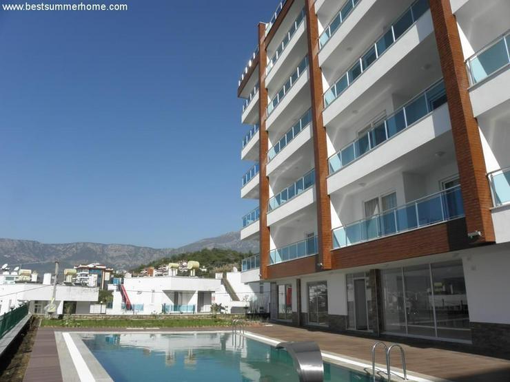Bild 4: Pine Hill Residence 2+1 Wohnung mit Meerblick in direkter Strandnähe