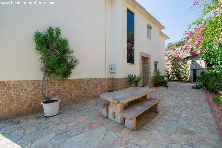Bild 6: ***ALANYA REAL ESTATE*** REDUZIERT ! Traumhafte Panorama-Villa in Alanya Bektas mit privat...