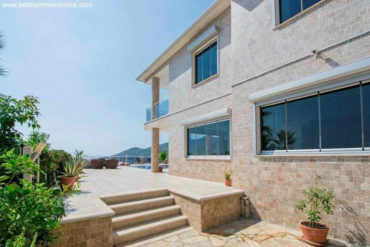Bild 5: ***ALANYA REAL ESTATE*** REDUZIERT ! Traumhafte Panorama-Villa in Alanya Bektas mit privat...