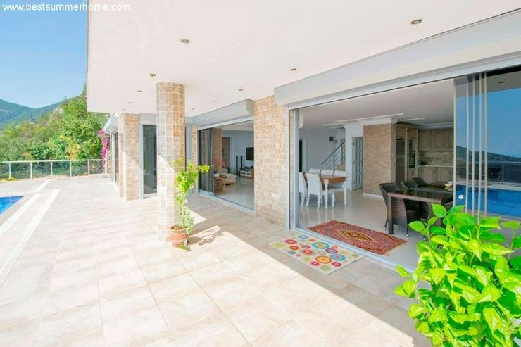 Bild 4: ***ALANYA REAL ESTATE*** REDUZIERT ! Traumhafte Panorama-Villa in Alanya Bektas mit privat...