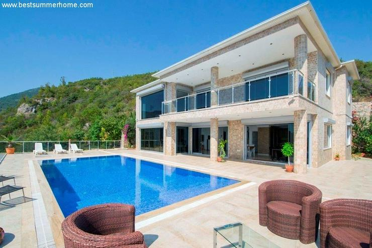 Bild 3: ***ALANYA REAL ESTATE*** REDUZIERT ! Traumhafte Panorama-Villa in Alanya Bektas mit privat...