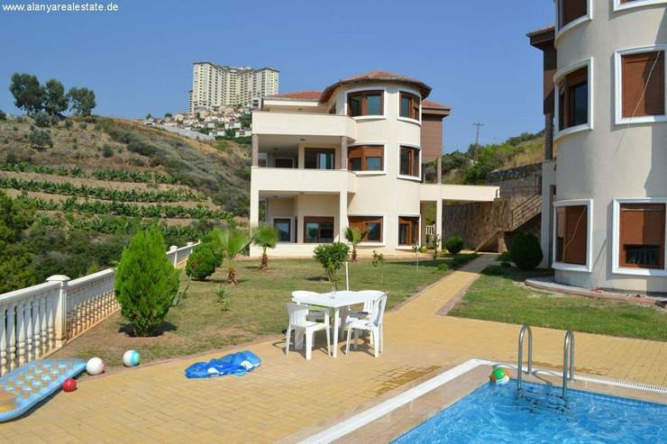 ***ALANYA REAL ESTATE*** PARADISE Villa Kargicak - Auslandsimmobilien - Bild 1