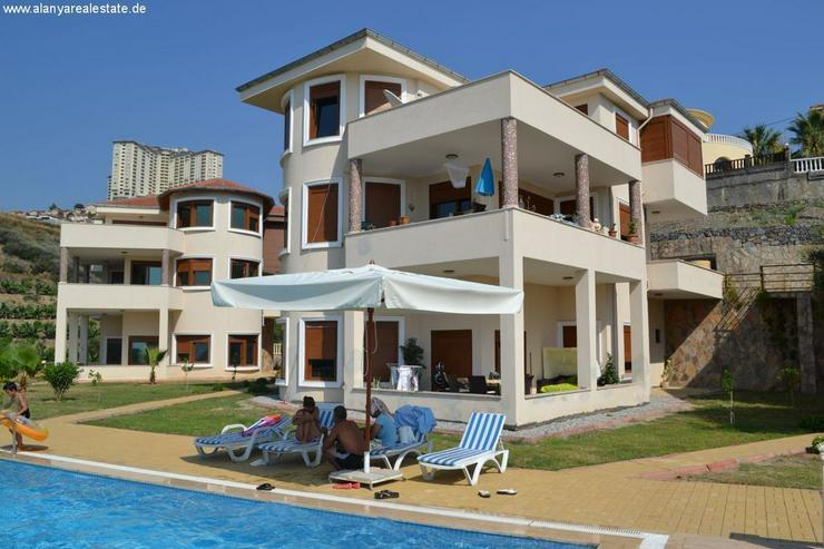 ***ALANYA REAL ESTATE*** PARADISE Villas Luxusapartment in Kargicak - Auslandsimmobilien - Bild 1