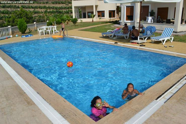 Bild 2: ***ALANYA REAL ESTATE*** PARADISE Villas Duplex Penthaus voll möbliert !