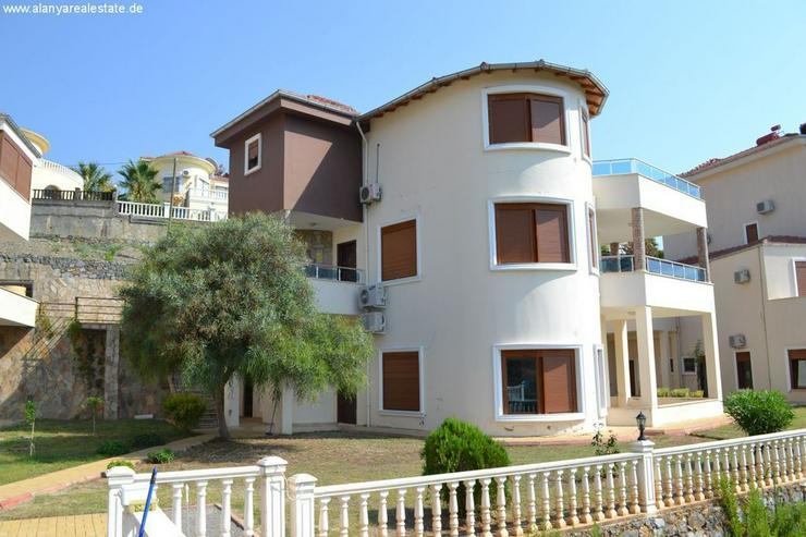 ***ALANYA REAL ESTATE*** PARADISE Villas Duplex Penthaus voll möbliert ! - Bild 1