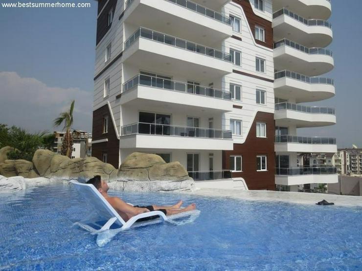 ***ALANYA REAL ESTATE*** Gold Residence VIP Wohnungen in Alanya / Avsallar