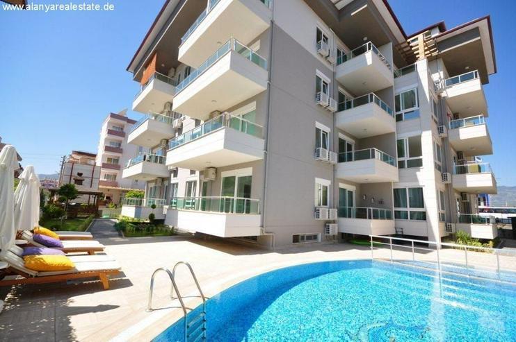 ***ALANYA REAL ESTATE*** !!! Extrem Discount !!! Studiowohnung mit Pool in Oba - Auslandsimmobilien - Bild 1