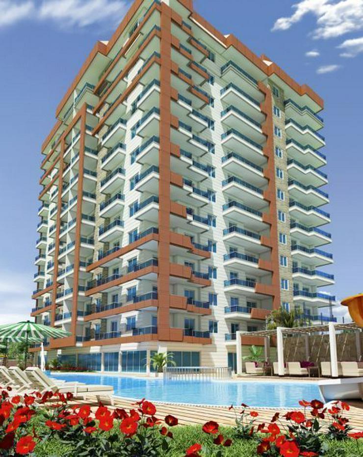 ***ALANYA REAL ESTATE***All inklusiv wohnen, nah am Strand eine Wohnung kaufen ! - Auslandsimmobilien - Bild 1