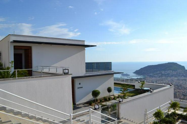 Casa Terrassa Alanya Ultra moderne Terrassenapartments im Villen-Look - Haus kaufen - Bild 1