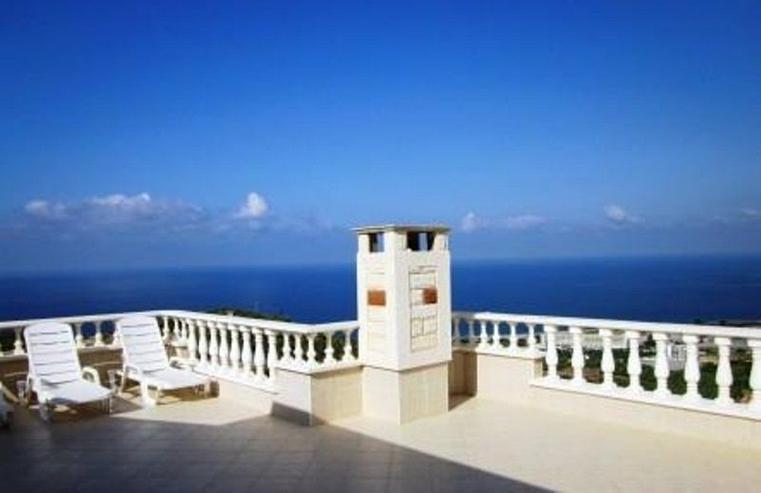 Bild 3: Luxus Villa voll möbliert mit fantastischem Meerblick und Pool