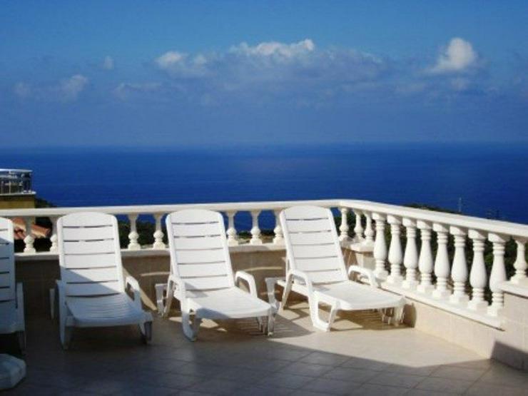 Bild 4: Luxus Villa voll möbliert mit fantastischem Meerblick und Pool