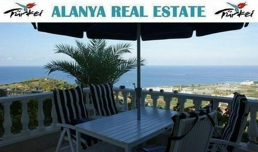 Luxus Villa voll möbliert mit fantastischem Meerblick und Pool - Auslandsimmobilien - Bild 1