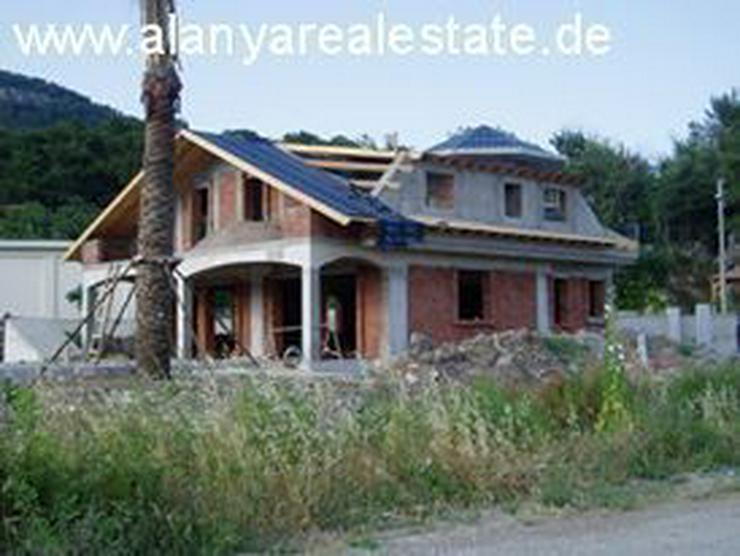 Bild 4: ***ALANYA REAL ESTATE*** Bauprojekt super Luxusvillen nach Deutschen Standarts