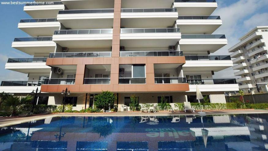 ***ALANYA REAL ESTATE*** Preiswerte Studiowohnung mit Pool und Hallenbad - Auslandsimmobilien - Bild 1