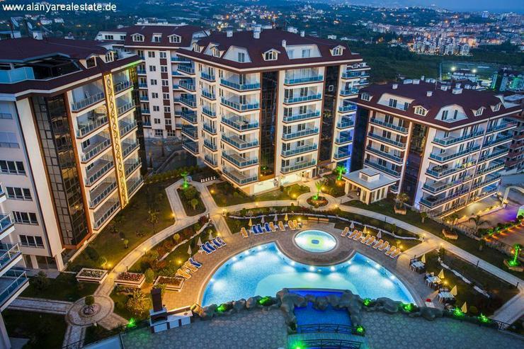 ***ALANYA REAL ESTATE*** Studio Wohnungen in super Luxus Residenz in Alanya-Cikcilli - Auslandsimmobilien - Bild 1