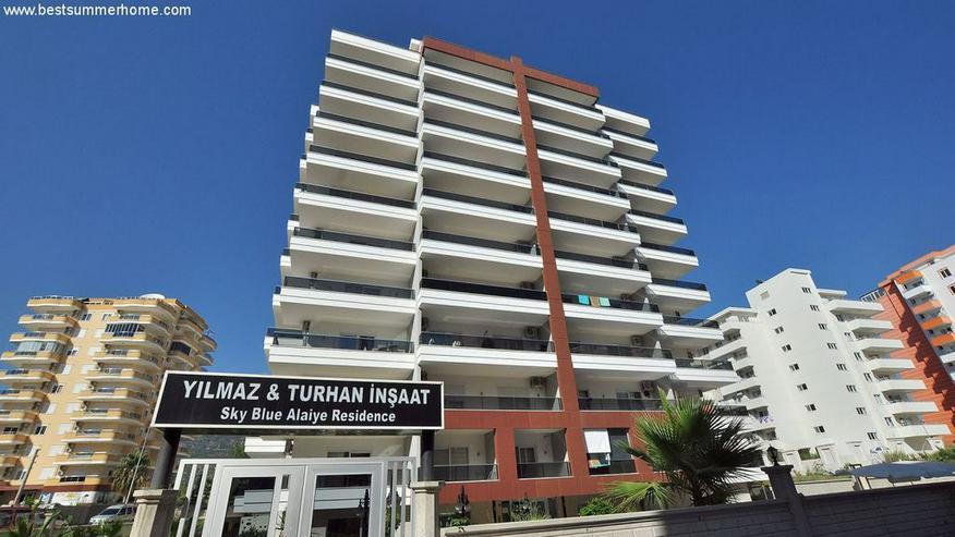 ***ALANYA REAL ESTATE*** Luxusapartment 115qm in Alanya / Mahmutlar nur noch 65.000,- EUR - Wohnung kaufen - Bild 1
