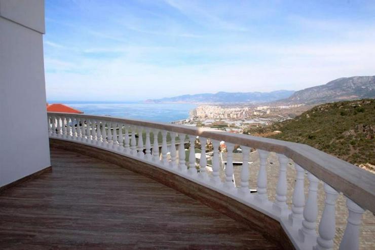 Bild 6: ***ALANYA REAL ESTATE*** Exklusive Villa mit fantastischem Meerblick!