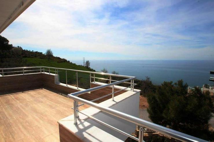 Bild 2: ***ALANYA REAL ESTATE*** Exklusive Villa mit fantastischem Meerblick!