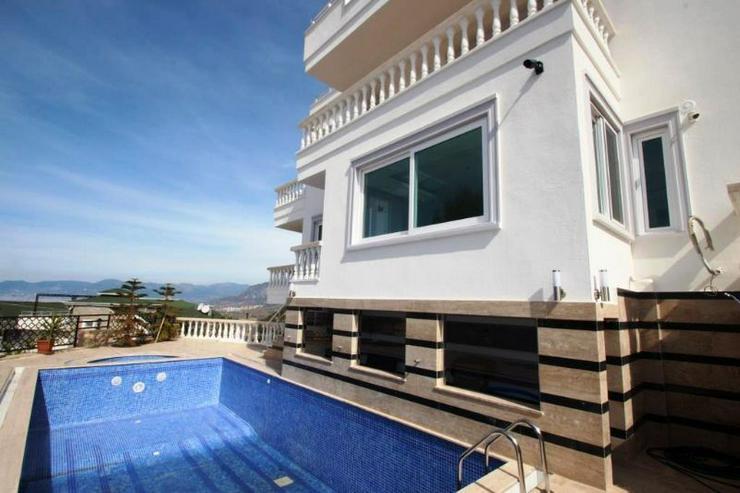 Bild 4: ***ALANYA REAL ESTATE*** Exklusive Villa mit fantastischem Meerblick!