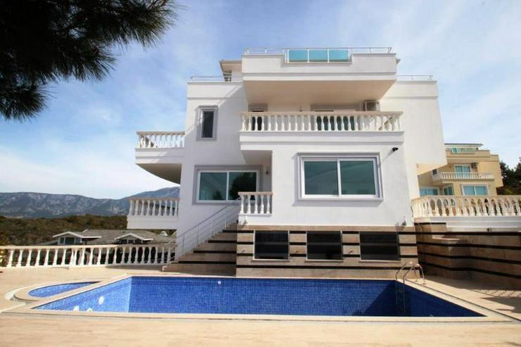 Bild 5: ***ALANYA REAL ESTATE*** Exklusive Villa mit fantastischem Meerblick!