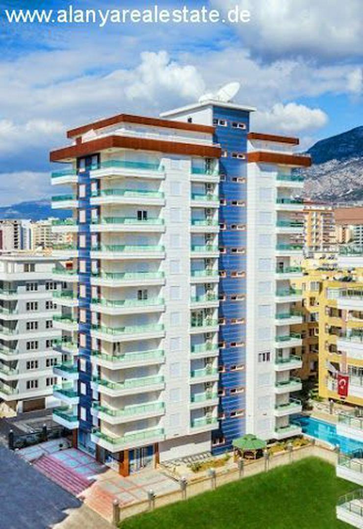 ***ALANYA REAL ESTATE*** Yenisey 6 Luxusresidence in Mahmutlar nur 200m zum Strand - Auslandsimmobilien - Bild 1