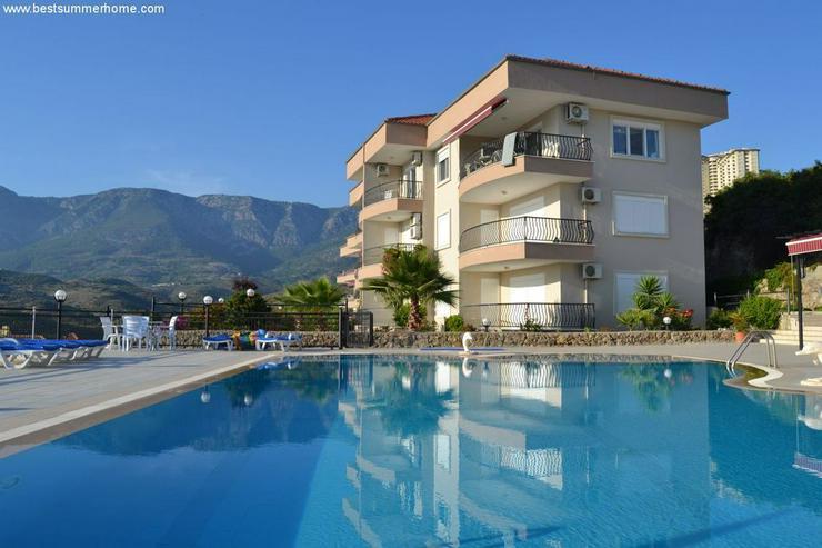 Hochwertig möbliertes Penthaus in bester Lage mit fantastischem Meerblick - Wohnung kaufen - Bild 1