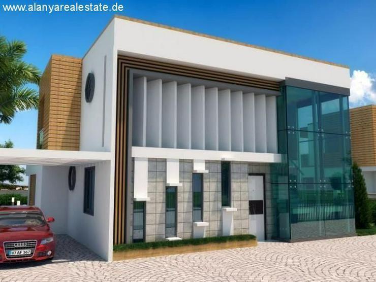Bild 5: ***ALANYA REAL ESTATE*** Neues Luxus Golf Villen Projekt in Alanya Kargicak.