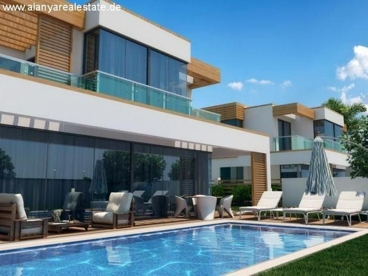Bild 4: ***ALANYA REAL ESTATE*** Neues Luxus Golf Villen Projekt in Alanya Kargicak.