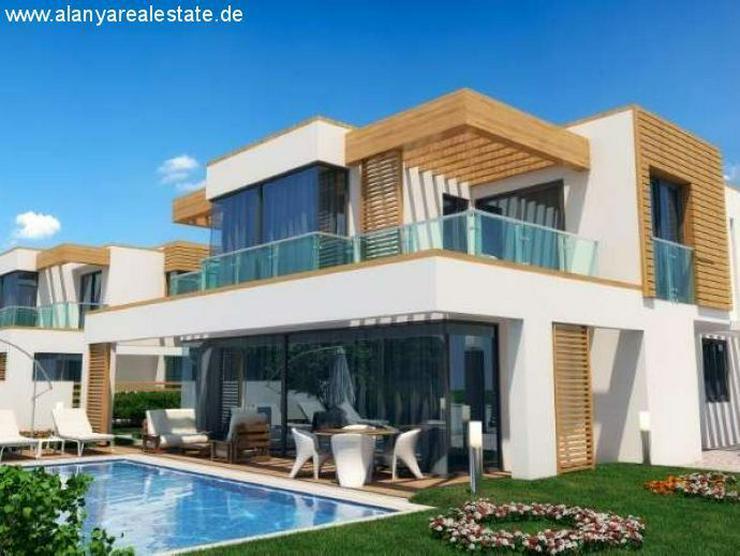 Bild 2: ***ALANYA REAL ESTATE*** Neues Luxus Golf Villen Projekt in Alanya Kargicak.
