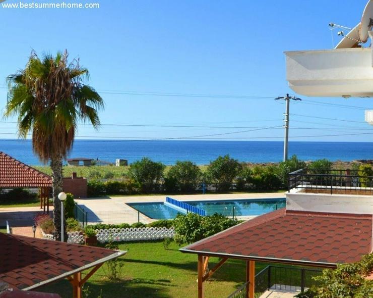 Günstige Doppelhaushälfte in Alanya-Demirtas nur 100m vom Strand entfernt - Haus kaufen - Bild 1