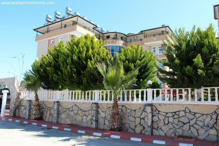 Bild 5: ***ALANYA REAL ESTATE*** Günstige 1+1 voll möbliert Wohnung mit Pool in Alanya Demirtas