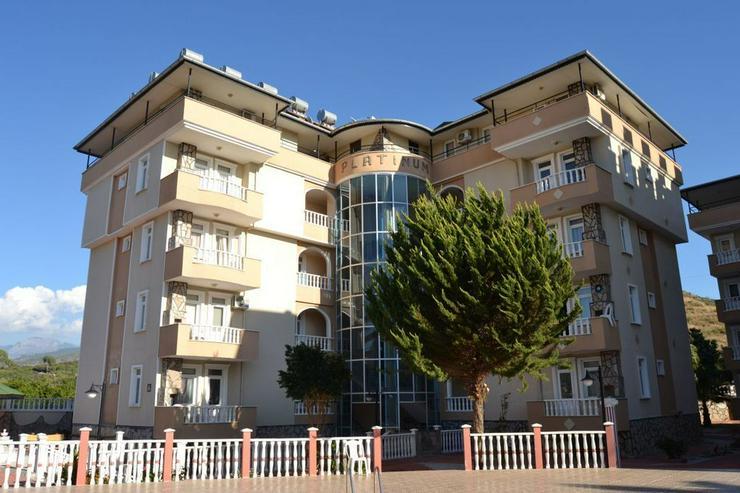 ***ALANYA REAL ESTATE*** Günstige 1+1 voll möbliert Wohnung mit Pool in Alanya Demirtas - Wohnung kaufen - Bild 1