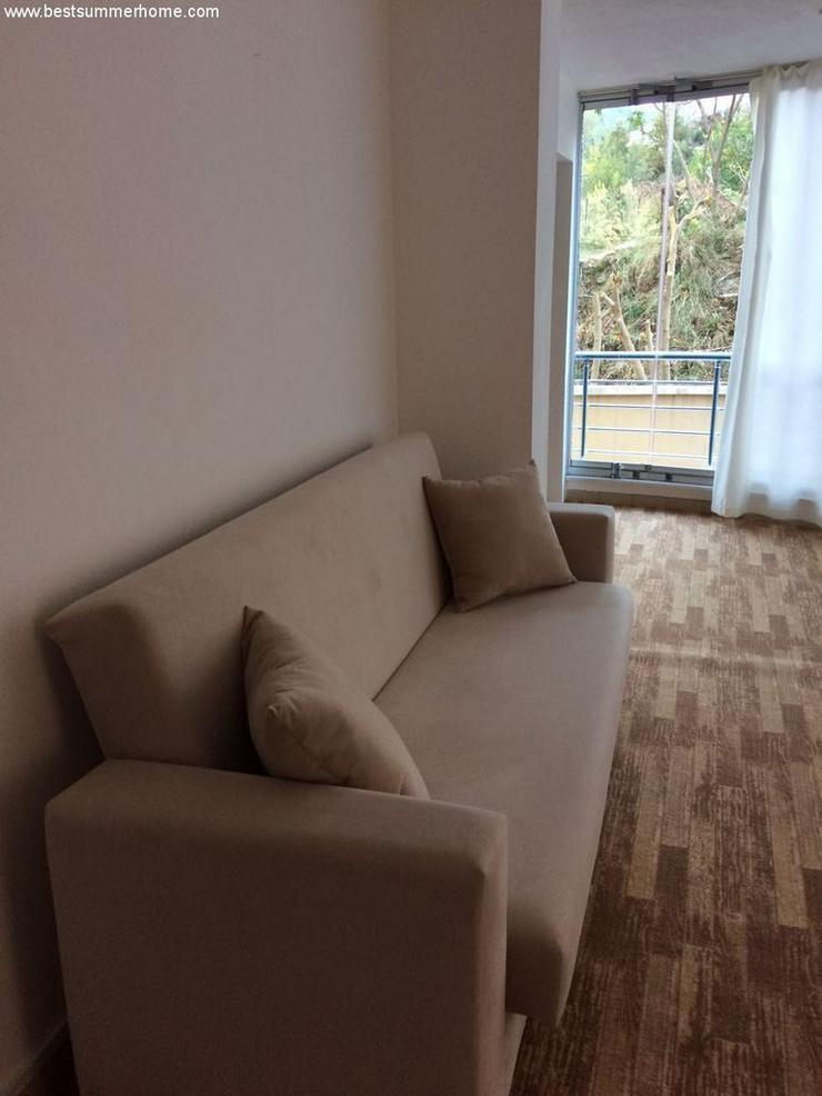 Bild 3: ***ALANYA REAL ESTATE*** Günstige 1+1 voll möbliert Wohnung mit Pool in Alanya Demirtas