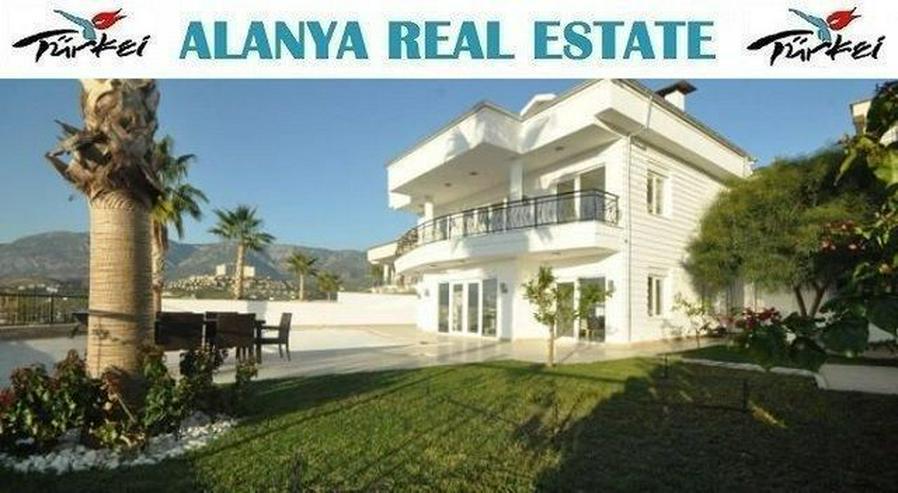 ***ALANYA REAL ESTATE*** Exclusive Villa von höchster Qualität in Alanya Kargicak - Haus kaufen - Bild 1