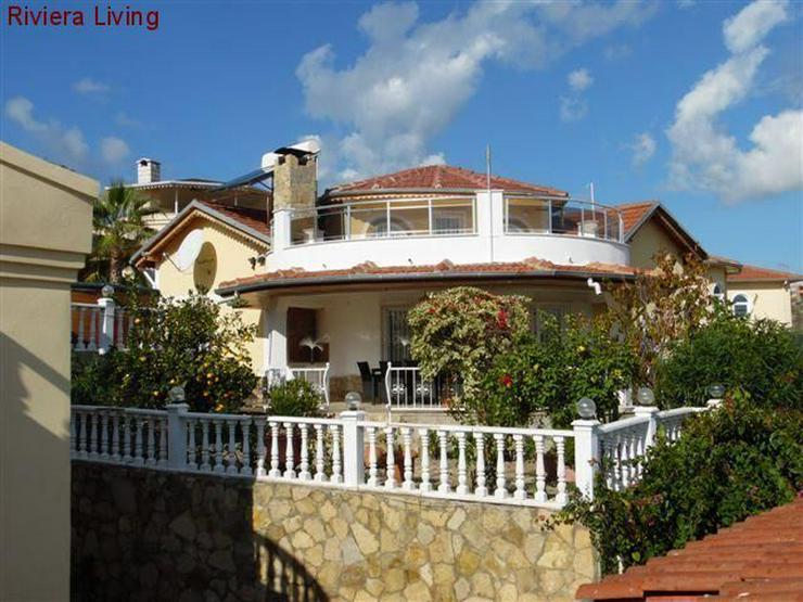 Bild 2: ***ALANYA REAL ESTATE*** Schnäppchen !!! Villa Garden - Schöne sehr gepflegte Villa in k...