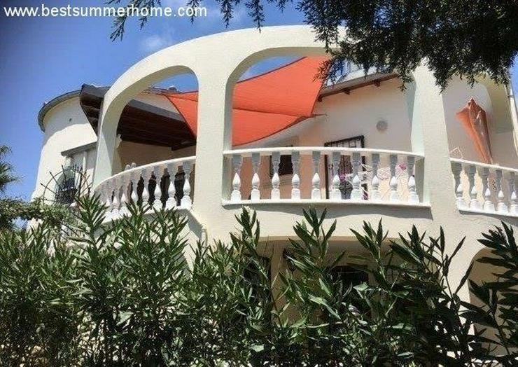 ***ALANYA REAL ESTATE*** Villa Sandy Garden - Komplett möblierte Villa in ruhiger Lage zu... - Auslandsimmobilien - Bild 1