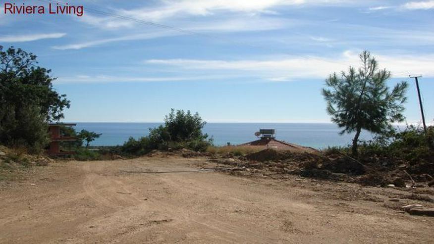 Grundstück mit unverbaubarem Meerblick in Incekum - Auslandsimmobilien - Bild 1