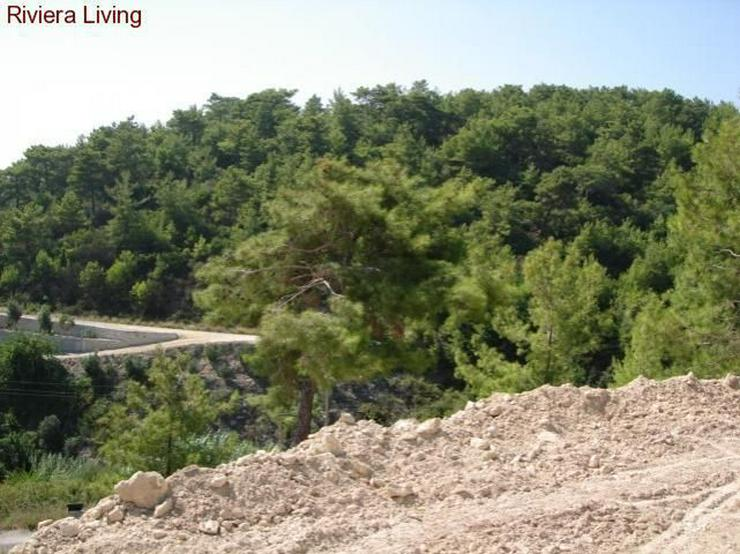 Bild 4: Grundstück mit unverbaubarem Meerblick in Incekum