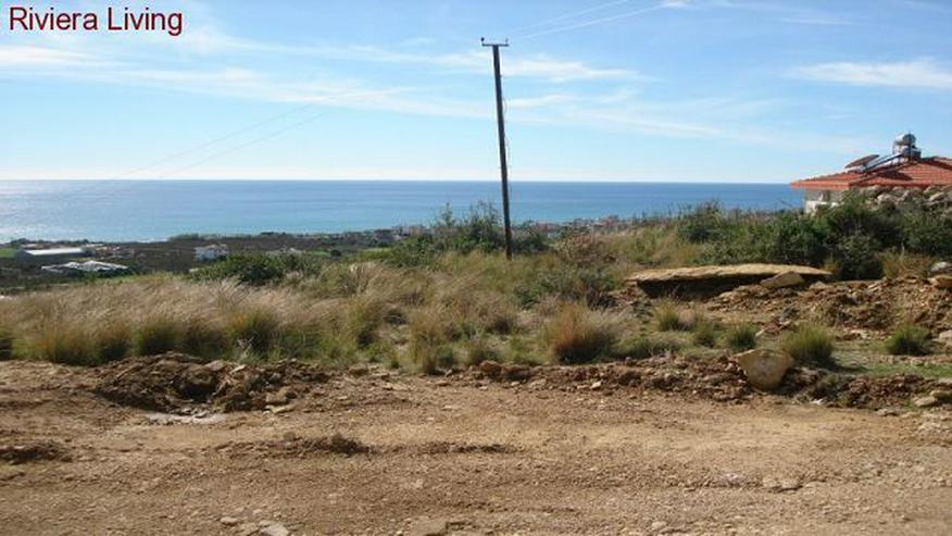 Bild 6: Grundstück mit unverbaubarem Meerblick in Incekum