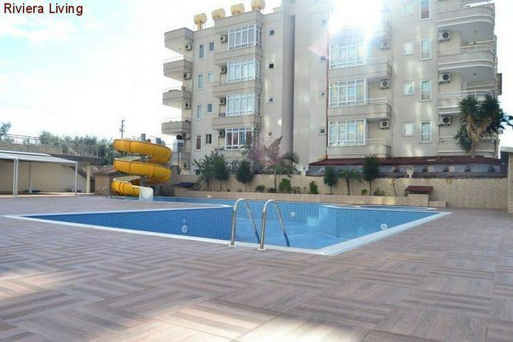 Bild 3: Komfortable möblierte Wohnung kaufen im Zentrum von Alanya