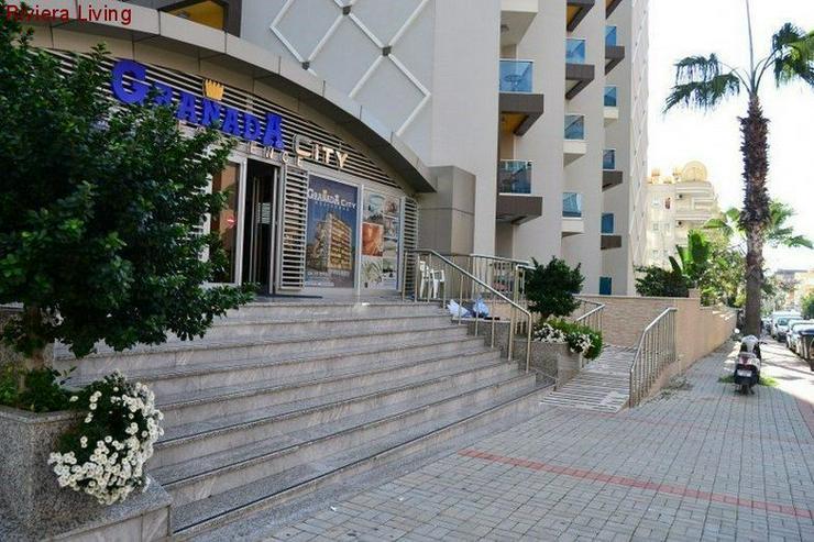 Bild 2: Komfortable möblierte Wohnung kaufen im Zentrum von Alanya