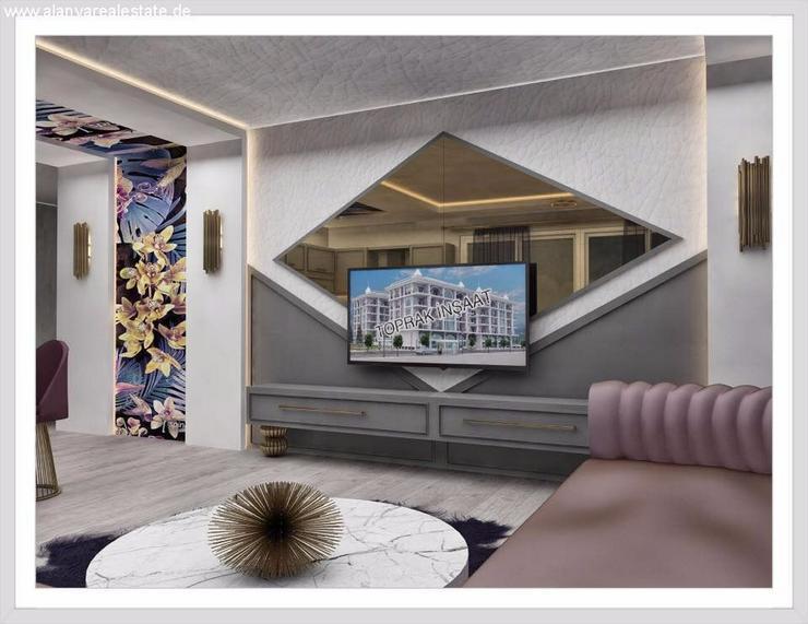 Bild 4: Neu ! in Kürze Toprak Palace Luxus Residence in Alanya Kargicak