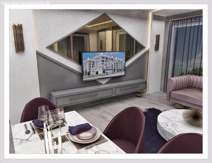 Bild 5: Neu ! in Kürze Toprak Palace Luxus Residence in Alanya Kargicak